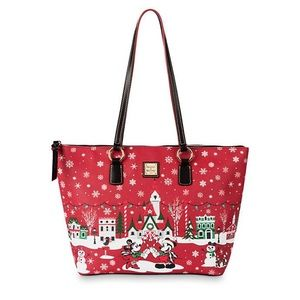2019 Disney Dooney and Bourke Holiday Tote